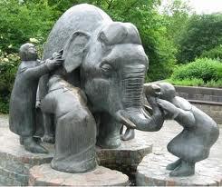 los ciegos y el elefante