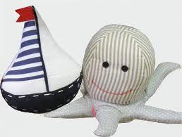 barco y pulpo